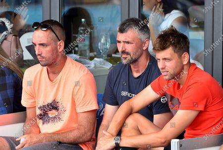 Goran Ivanisevic, Trainer von Novak Djokovic