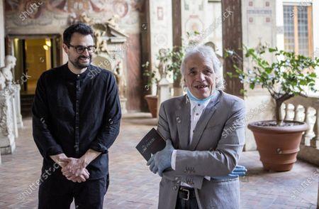 Editorial picture of Abel Ferrara, Rome, Italy - 22 Jun 2020