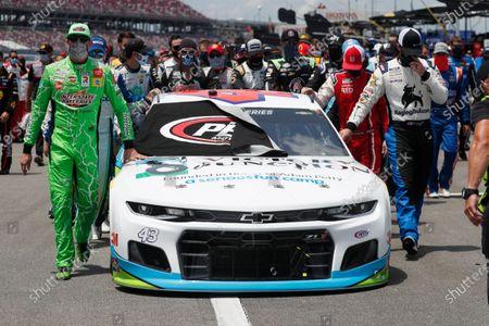 Editorial picture of NASCAR Auto Racing, Talladega, United States - 22 Jun 2020
