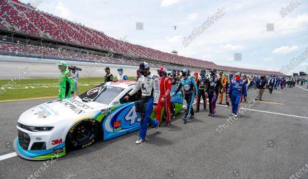 Editorial photo of NASCAR Auto Racing, Talladega, United States - 22 Jun 2020