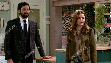 Coronation Street - Ep 10081 Monday 29th June 2020 As news of Oliver's diagnosis reaches Toyah Battersby, as played by Georgia Taylor, she has to break the news to Imran Habeeb, as played by Charlie de Melo that they will have to put their own plans on hold.