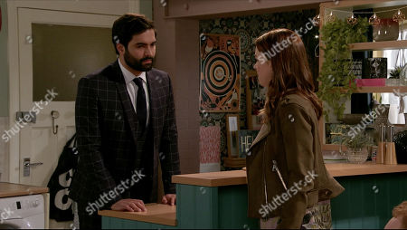 Coronation Street - Ep 10081 Monday 29th June 2020 As news of Oliver's diagnosis reaches Toyah Battersby, as played by Georgia Taylor she has to break the news to Imran Habeeb, as played by Charlie de Melo that they will have to put their own plans on hold.