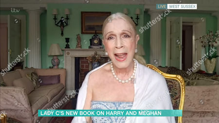Stock Photo of Lady Colin Campbell
