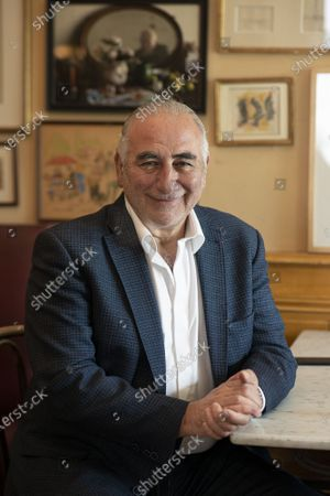Georges Kepenekian, independent candidate.