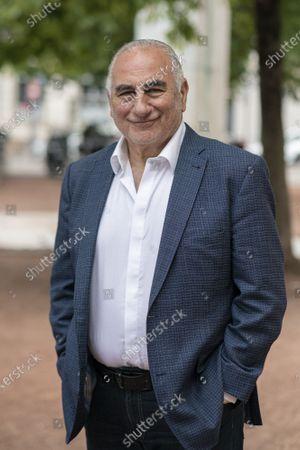 Editorial picture of Candidate Georges Kepenekian, Marie de Lyon, France - 18 Jun 2020