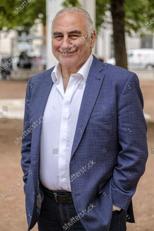 Stock Picture of Georges Kepenekian, independent candidate.