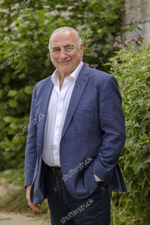 Stock Photo of Georges Kepenekian, independent candidate.
