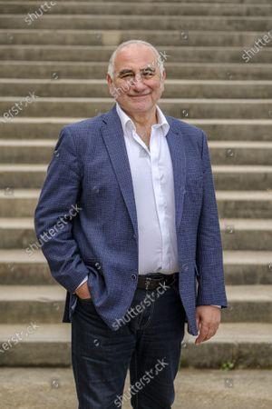 Editorial photo of Candidate Georges Kepenekian, Marie de Lyon, France - 18 Jun 2020