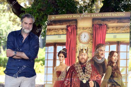 Editorial image of ' Il Regno' photocall, Rome, Italy - 23 Jun 2020