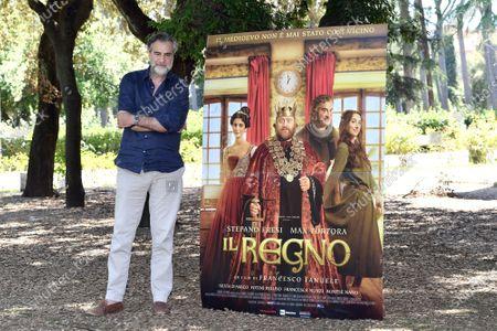 Editorial picture of ' Il Regno' photocall, Rome, Italy - 23 Jun 2020