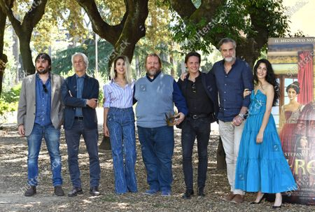 Editorial picture of ' Il Regno' photocall, Rome, Italy - 23 Jun 2020