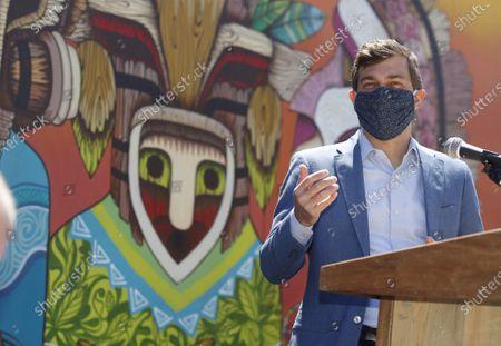 Editorial image of Virus Outbreak Colorado Small Businesses, Denver, United States - 23 Jun 2020