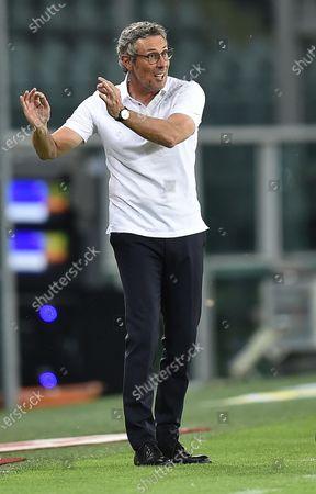 Editorial photo of Torino FC vs Udinese Calcio, Turin, Italy - 23 Jun 2020
