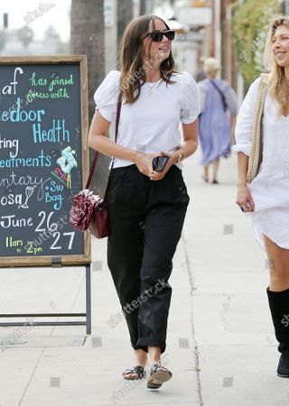 Editorial photo of Ana De Armas out and about, Los Angeles, California, USA - 23 Jun 2020
