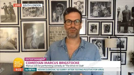 Editorial picture of 'Good Morning Britain' TV Show, London, UK - 24 Jun 2020