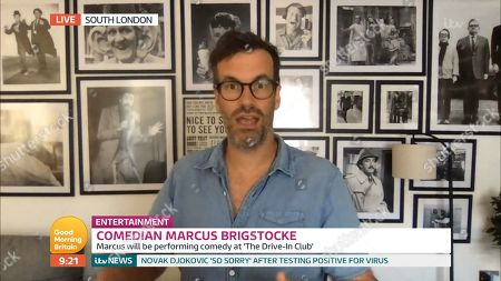 Editorial photo of 'Good Morning Britain' TV Show, London, UK - 24 Jun 2020