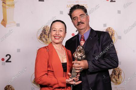 Catherine Schau-Abkarian and Simon Abkarian