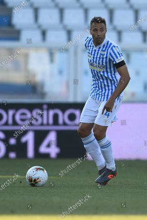 Stock Picture of Thiago Rangel Cionek (Spal)