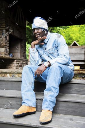 "Lil Yachty poses for a portrait to promote his new album ""Lil Boat 3"" in Atlanta"