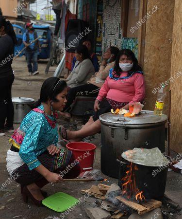Editorial photo of Virus Outbreak , Lima, Peru - 24 Jun 2020