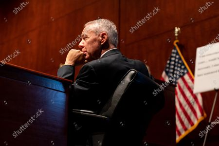 """Editorial image of US House Committee on the Judiciary Hearing: """"Oversight of the Department of Justice: Political Interference and Threats to Prosecutorial Independence"""", Washington, District of Columbia, USA - 24 Jun 2020"""