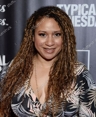 Stock Image of Tracie Thoms