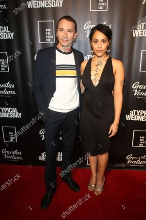 Editorial picture of 'aTypical Wednesday' film premiere, Arrivals, The Montalban Theater Rooftop Cinema, Los Angeles, USA - 24 Jun 2020