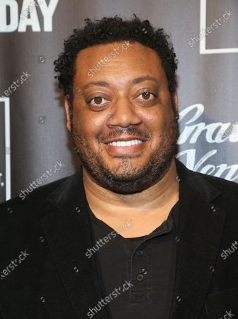 Stock Picture of Cedric Yarbrough