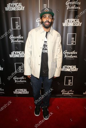 Stock Picture of Daveed Diggs