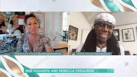 Rebecca Ferguson, Nile Rogers