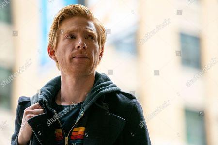Domhnall Gleeson as Billy Johnson