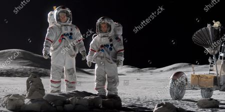 Editorial photo of 'For All Mankind' TV Show, Season 1 - 2020