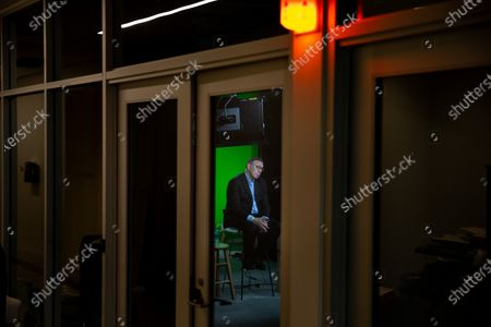 Editorial image of L.A. Times Executive Editor Norman Pearlstine hosts a virtual townhall on racism, diversity and inclusiveness, Video Studio, El Segundo, California, United States - 24 Jun 2020