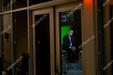 Editorial picture of L.A. Times Executive Editor Norman Pearlstine hosts a virtual townhall on racism, diversity and inclusiveness, Video Studio, El Segundo, California, United States - 24 Jun 2020