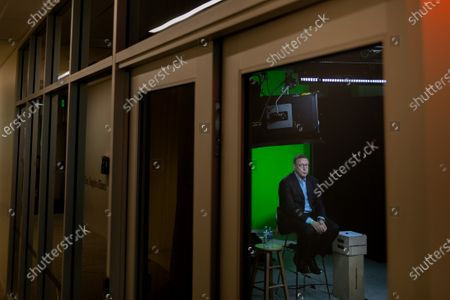 Editorial photo of L.A. Times Executive Editor Norman Pearlstine hosts a virtual townhall on racism, diversity and inclusiveness, Video Studio, El Segundo, California, United States - 24 Jun 2020