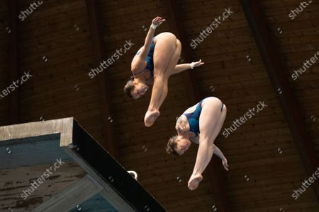 Editorial picture of FINA Diving Grand Prix 2020, Madrid Spain - 15 Feb 2020