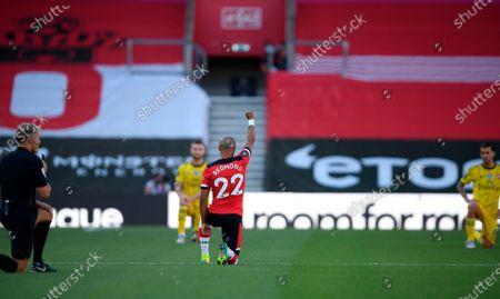 Editorial picture of Southampton FC vs Arsenal FC, United Kingdom - 25 Jun 2020