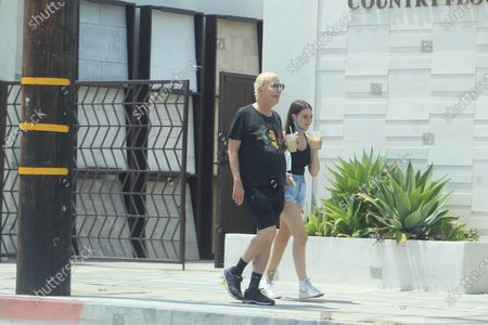 Editorial picture of Celebrities out and about, Los Angeles, USA - 24 Jun 2020