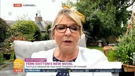 Editorial photo of 'Good Morning Britain' TV Show, London, UK - 26 Jun 2020
