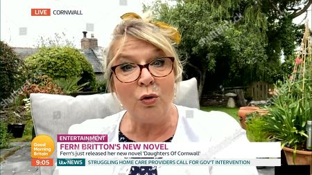 Stock Image of Fern Britton