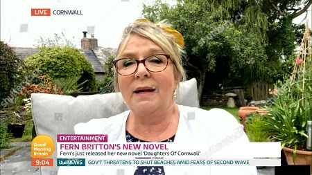 Editorial image of 'Good Morning Britain' TV Show, London, UK - 26 Jun 2020