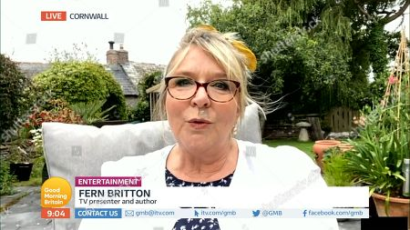 Stock Picture of Fern Britton