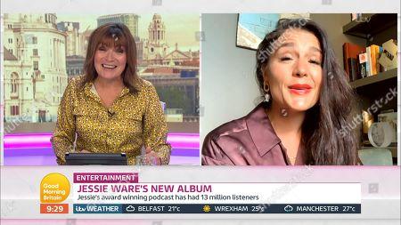 Editorial picture of 'Good Morning Britain' TV Show, London, UK - 26 Jun 2020