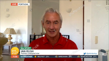 Stock Picture of Ian Rush