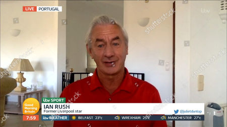 Stock Photo of Ian Rush