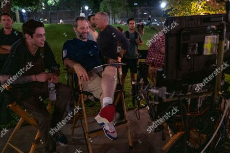 Pete Davidson Scott Carlin/Executive Producer/Co-Writer) and Judd Apatow Director/Producer/Co-Writer