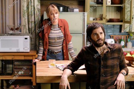 Abby Miller as Bridget Jensen and Jim Sturgess as Matt Lisko