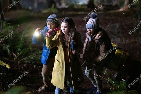 Editorial photo of 'Home Before Dark' TV Show, Season 1 - 2020