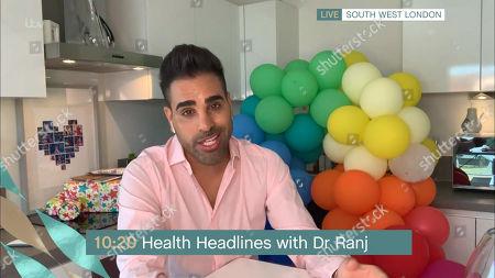Dr. Dr Ranj
