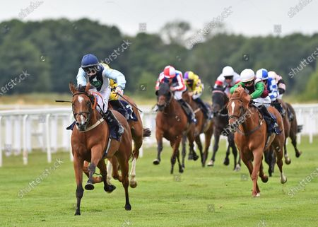 Editorial picture of Horse Racing from Royal Windsor Racecourse, UK - 28 Jun 2020